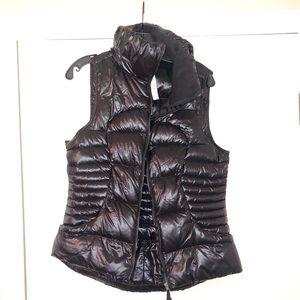 Lulu lemon black vest